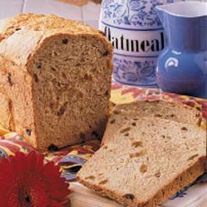 Granola Raisin Bread Recipe