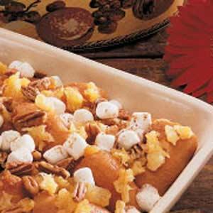Speedy Sweet Potatoes Recipe