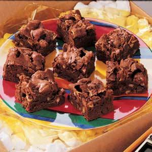 Final Exam Brownies Recipe