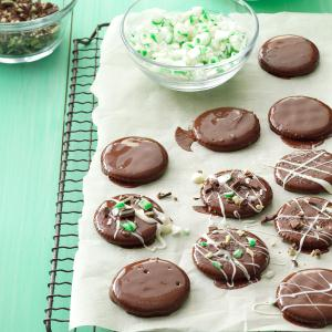 Easy Mint Thins Recipe