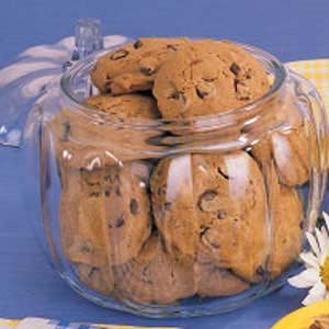 Coffee Chip Cookies Recipe