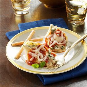 Cheese-Stuffed Shells Recipe