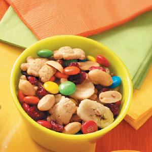 Beary Good Snack Mix Recipe