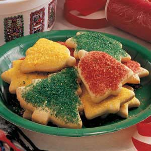 Soft Sugar Cookies with Sour Cream Recipe