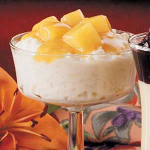 Hawaiian Rice Pudding