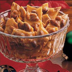 Brittle with Mixed Nuts Recipe