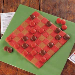 Cookie Checkerboard Recipe