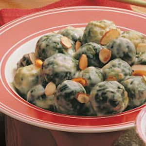 Savory Sprouts Recipe