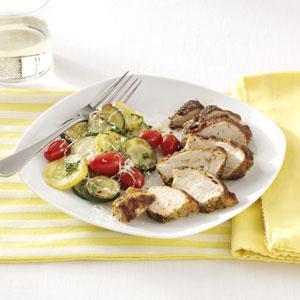 Simply Seasoned Chicken Recipe