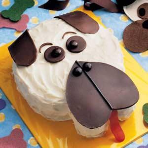 Puppy Dog Cake Recipe