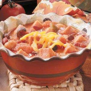 Ham and Bean Chili Recipe
