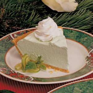 Lime Yogurt Pie Recipe