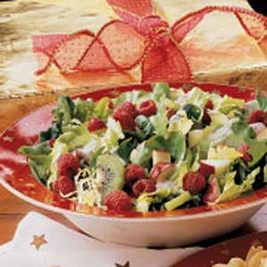 Red and Green Salad Recipe