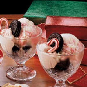 Peppermint Ice Cream Dessert Recipe