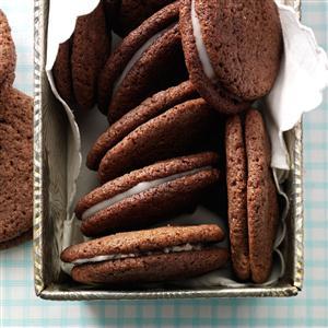 Contest-Winning Chocolate Mint Cookies Recipe