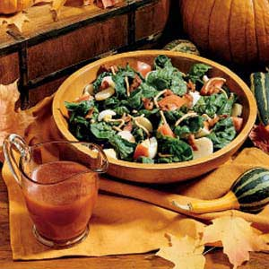 Catalina Spinach Salad Recipe