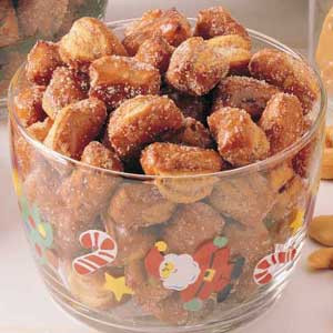 Sweet Pretzel Nuggets Recipe