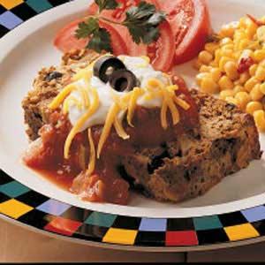 Taco Meat Loaf