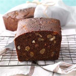 A Bit Nutty Boston Brown Bread Recipe