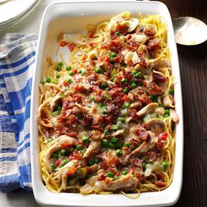 Mom's Chicken Tetrazzini Recipe