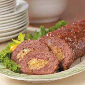Curry Meat Loaf Recipe