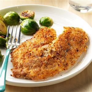how to cook coconut crusted tilapia