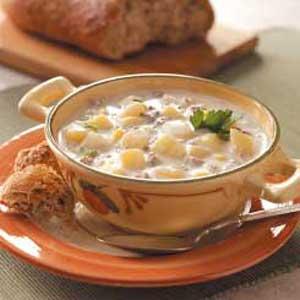 Grandmother's Chowder Recipe