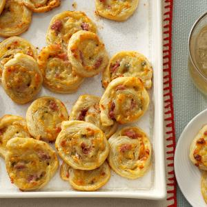 Sage & Prosciutto Pinwheels Recipe
