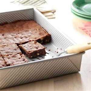 Peppermint-Fudge Brownie Mix Recipe