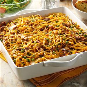 Church Supper Spaghetti Recipe