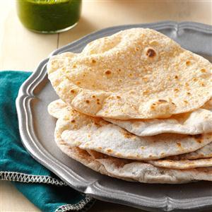 Chapati Breads Recipe