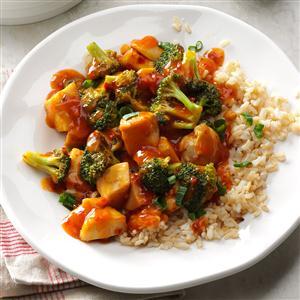 Quick Chicken & Broccoli Stir-Fry Recipe