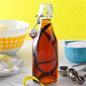 Homemade Vanilla Extract Recipe