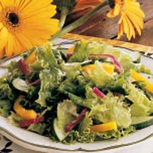 Quick French Salad Dressing Recipe