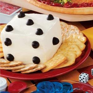 Cheese Spread Dice Recipe