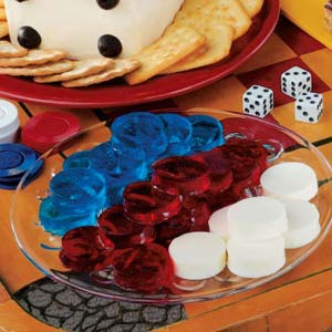 Gelatin Game Chips Recipe