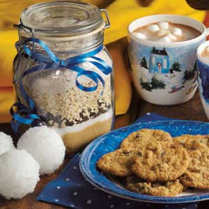 Oatmeal Raisin Cookie Mix Recipe