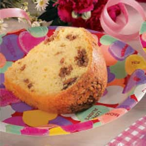 Cinnamon Nut Cake Recipe