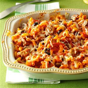 Pepperoni Macaroni Recipe