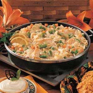 Turkey Noodle Stew Recipe
