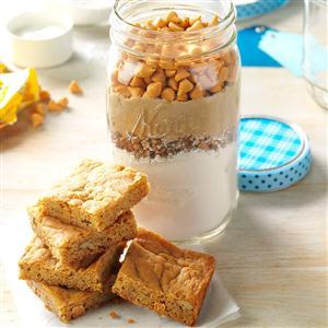 Butterscotch Brownie Mix Recipe
