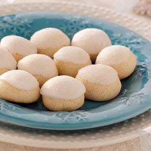 Cream Filberts Recipe