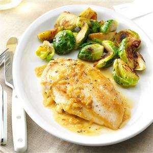 Lemon & Rosemary Chicken Recipe
