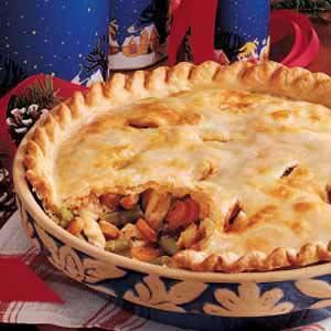 After-Christmas Turkey Potpie Recipe