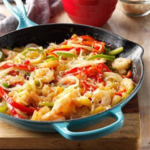 Pineapple Shrimp Stir-Fry Recipe