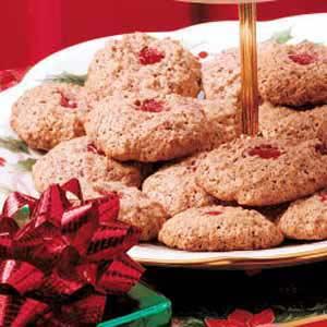 Chewy Pecan Drops Recipe