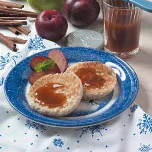 Plum-Apple Butter Recipe