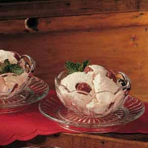 Cherry Bavarian Cream Recipe