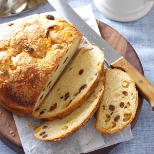 Apple Raisin Bread Recipe