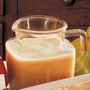 Citrus Fruit Smoothies Recipe